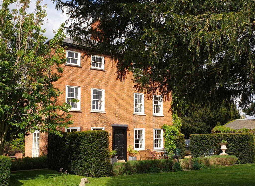 Brandon Hall Lincolnshire, South End